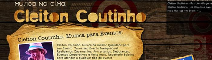 Cleiton Coutinho. Musica Para Eventos!
